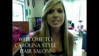 Carolina Style Hair Salon Website Welcome!