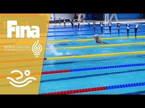 LIVE - Swimming Day 4: Duna Arena Pool B   FINA World Masters Championships 2017 - Budapest