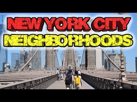 Top 10 worst neighborhoods in New York City. #1 was on HBO once.