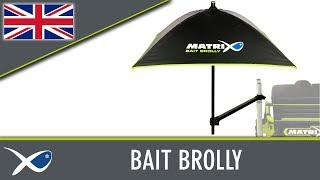*** Coarse & Match Fishing TV *** Bait Brolly