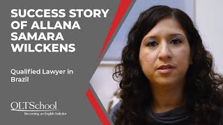 Success Story of Allana Samara Wilckens - QLTS School's Former Candidate