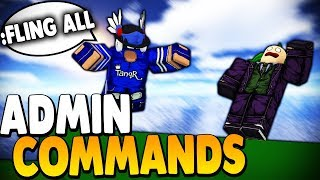 ADMIN COMMANDS TROLLING IN A SUPER HERO GAME (ROBLOX)