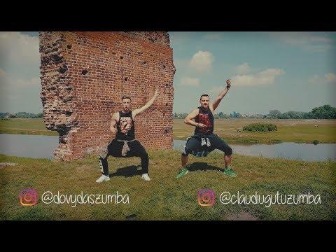 IZA - Pesadão - Claudiu & Dovydas - ZUMBA fitness choreo