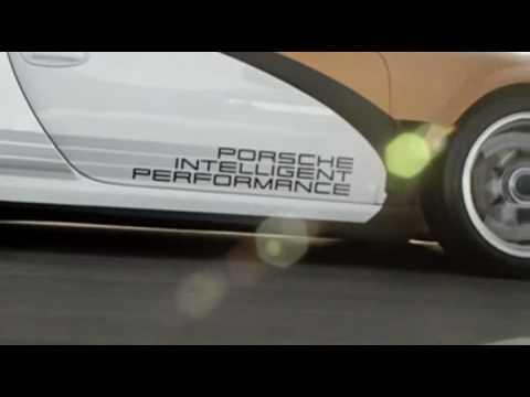 Porsche 911 GT3 R Hybrid Nurburgring 24 hour 2010 Race Car