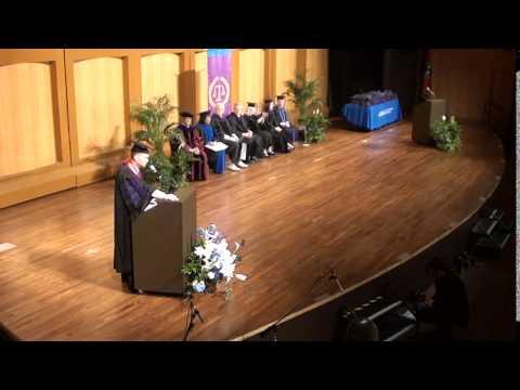 Memphis Law Class of 2015 Graduation Part 1