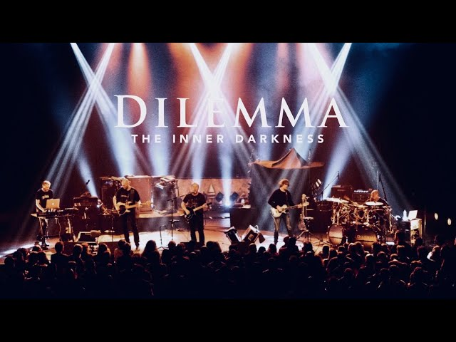 Dilemma - The Inner Darkness (Official music/lyric video). By progressive rock band Dilemma.