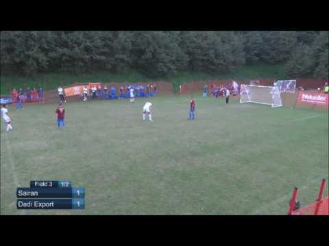EMF Champions League 2016 - Last 16 - Sairan (Kazakhstan) vs Dadi Export (Montenegro)