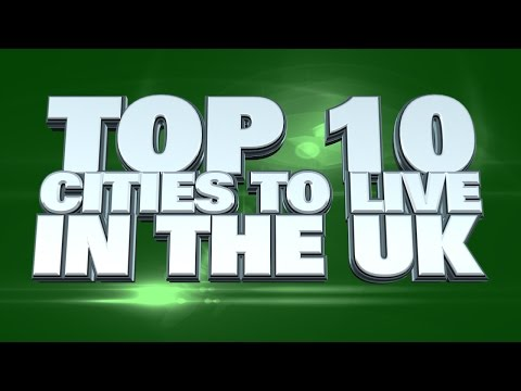 10 best cities to live in the UK 2014