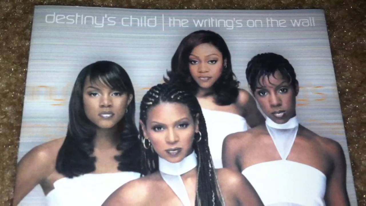Unboxing Destiny's Child - The Writings on the Wall - YouTube