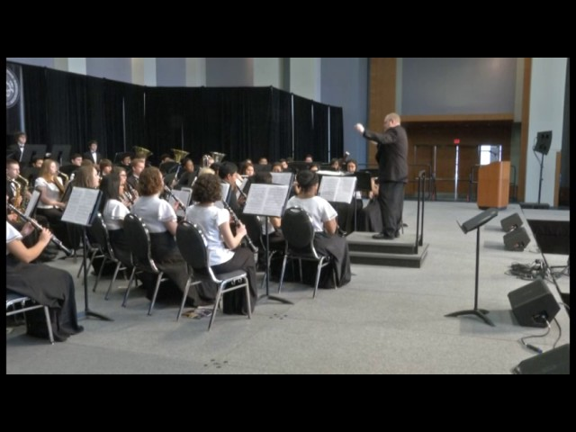 East Hall Wind Symphony GMEA In-Service Conference 2015