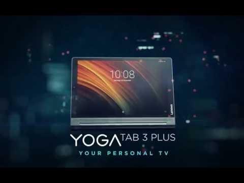 Lenovo Yoga Tab 3 Plus Product Video