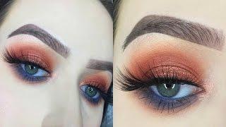 Kylie Cosmetics Royal Peach Palette Makeup Tutorial