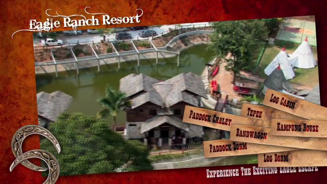 Eagle Ranch Resort Port Dickson Youtube