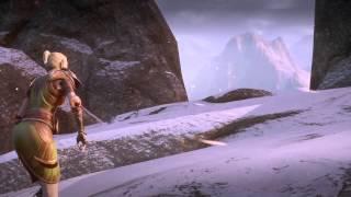 Dragon Age™: Inquisition Dalish warrior armor female elf