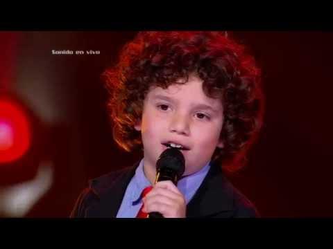 Juan cantó No me doy por vencido de C Brant y L Fonsi  LVK Col  Audiciones a ciegas – Cap 2 – T2