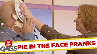 Pie In The Face Pranks - Best of Just For Laughs Gags