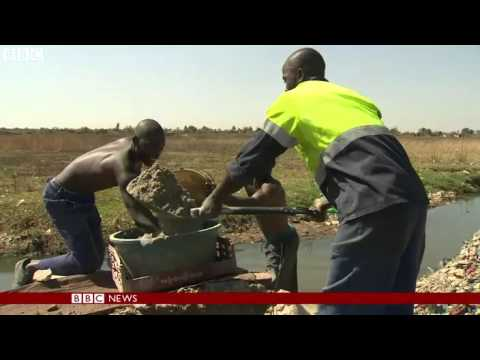 News -The illegal gold fuelling gang battles in South Africa