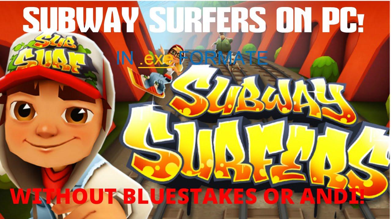 download subway surfer for pc 32 bit