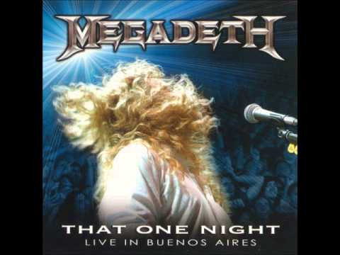Megadeth - In My Darkest Hour (Live)
