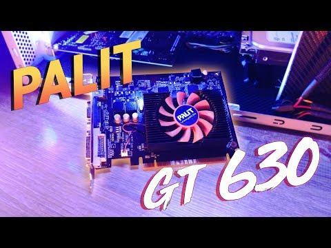 Тест и разгон Nvidia Geforce GT 630 1gb GDDR5, WoT, PUBG, CS-GO