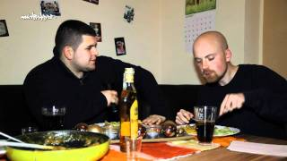 Vega: Essen bei Vega [Interview] 1/3 – Toxik trifft