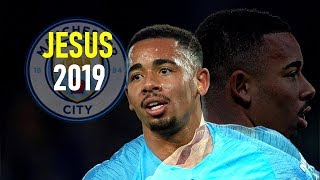 Gabriel Jesus 2019 - Amazing Skills Show - Manchester City