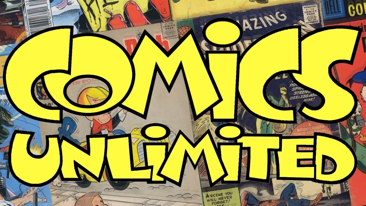 25 Years of Evansville's Comics Unlimited