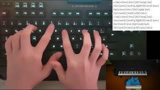 Waltz in A Minor | Hard | Roblox Piano Tutorial! | Stone