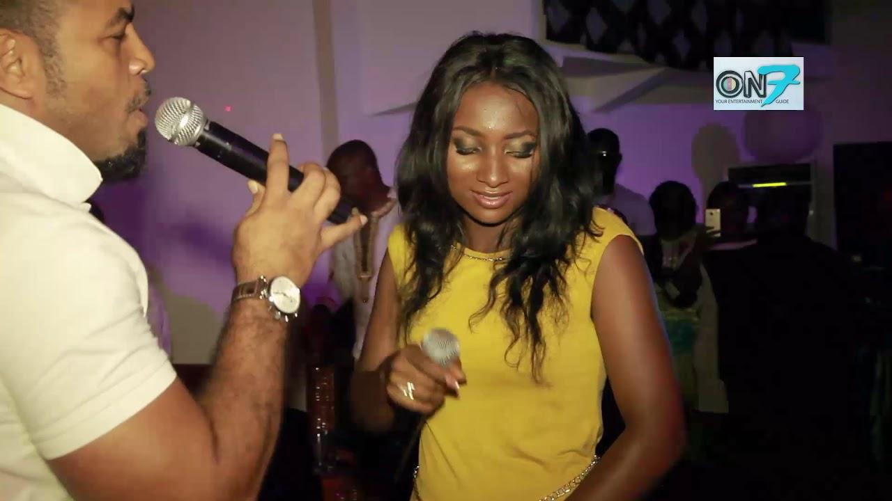 Download Le Super-Star Nigérian RAMSEY NOAH déclare son amour pour la Camerounaise EWUBE (On7 - avril 2016)