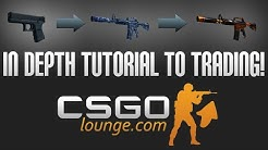 CS:GO In depth tutorial to trading on CSGOLounge!