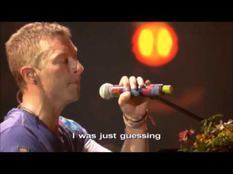 Coldplay: The Scientist, Los Angeles, CA, August 20th 2016