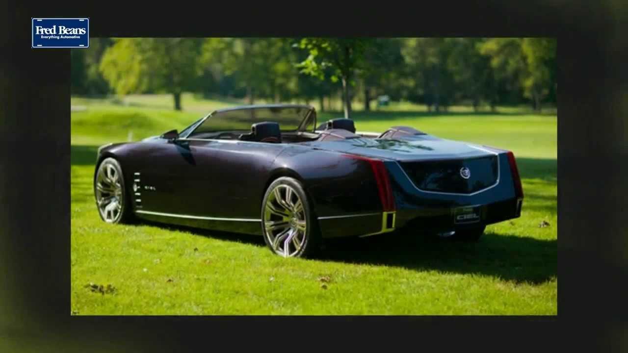 2014 & 2015 Cadillac Convertibles | Cadillac Dealer ...