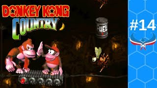 Donkey Kong Country Part 14: Rambi Come Back