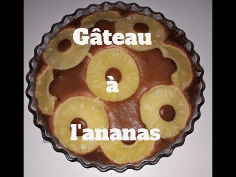 gâteau-à-l'ananas.-recette-rapide-!!!!