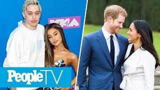Video Meghan Markle Announces She Is Pregnant, Ariana Grande & Pete Davidson Break Up   PeopleTV download MP3, 3GP, MP4, WEBM, AVI, FLV Oktober 2018