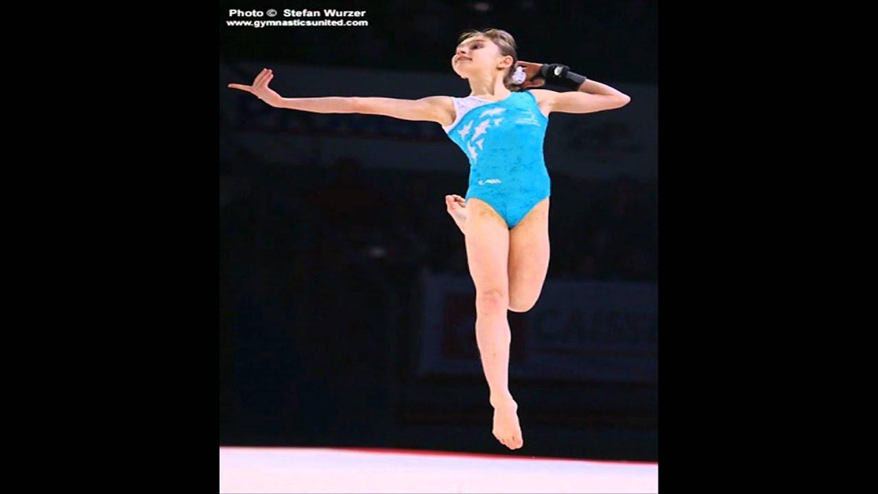 Viktoria Komova - Floor exercise, London 2012 AA