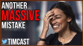 Ocasio-Cortez Called Out Over MAJOR Public Screw Up