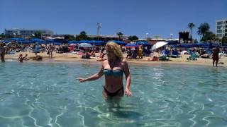 Кипр.Протарас.Пляжи.2016 июнь / Cyprus 2016(Кипр.Протарас.Пляжи.2016 июнь., 2016-06-22T17:26:49.000Z)