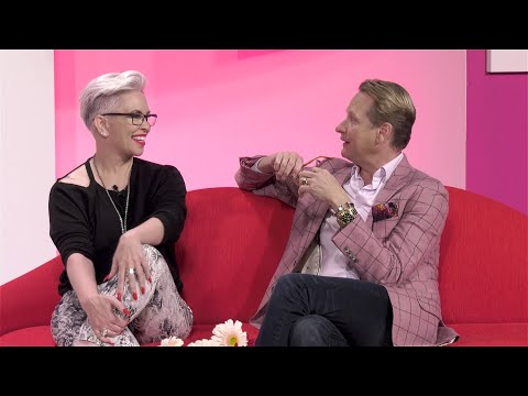 Couched with Carson Kressley: Hilary Farr & Kelli Ellis