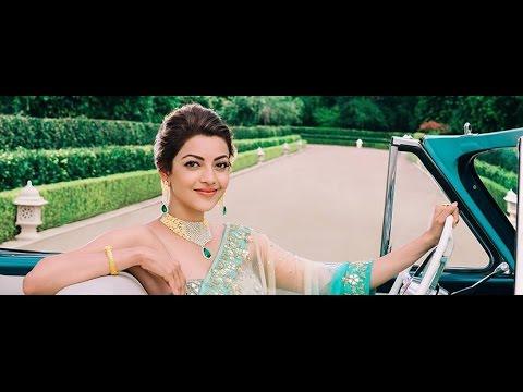 Kajal Aggarwal in Khazana Jewellery Ad Photos