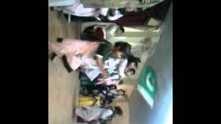 I Love u Pakistan Tablo M A English School