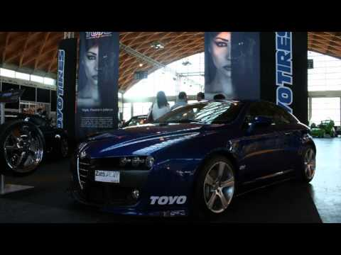 alfa 159 tuning - youtube