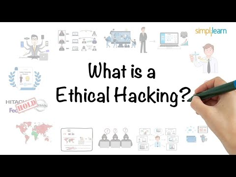 Ethical Hacking In 8 Minutes   What Is Ethical Hacking?   Ethical Hacking Explanation   Simplilearn