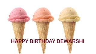 Dewarshi   Ice Cream & Helados