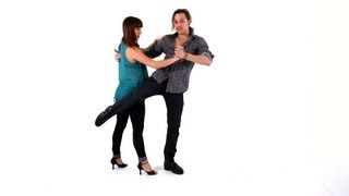 Show Off Dance Moves for Guys | Latin Dance