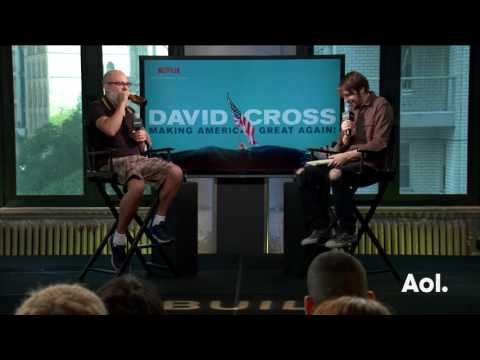 "David Cross On His New Netflix Series, ""Making America Great Again""