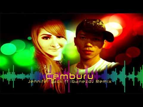 Lagu Iban  2016 - Jennifer Jack -  Cemburu(IbanezdJ Remix)