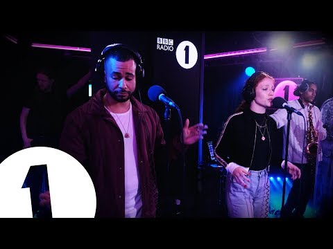 Rudimental  These Days ft Jess Glynne and Dan Caplen in the  Lounge