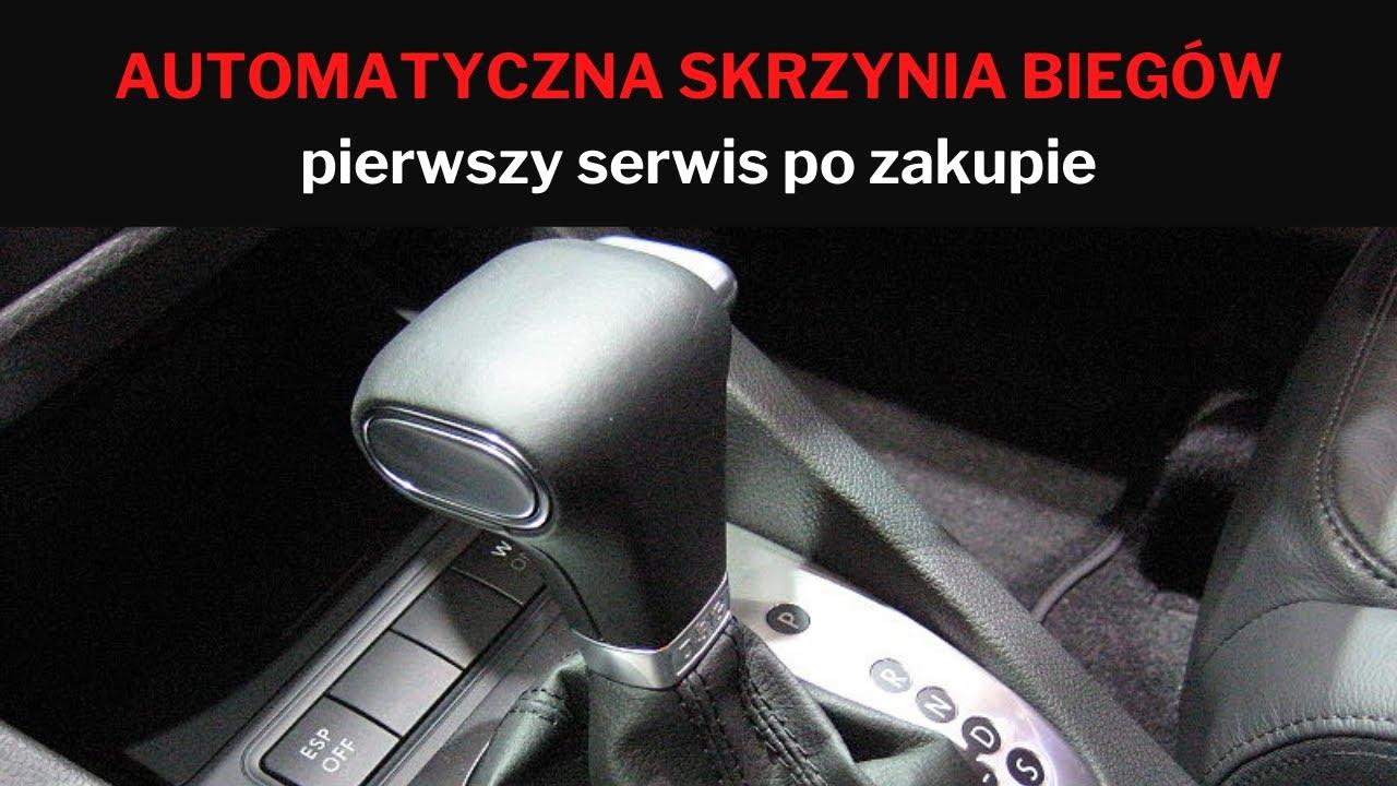 Automatyczna Skrzynia Bieg 243 W Serwis Po Zakupie Wymiana