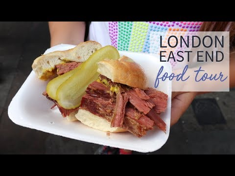 London East End Food Tour